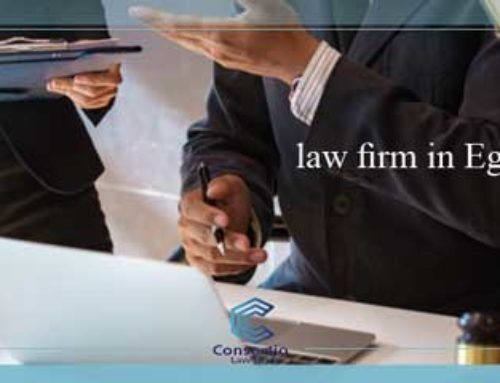 Discover the services of law firm in Egypt