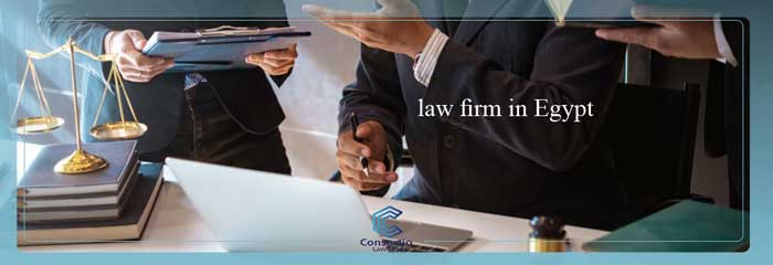 law firm in Egypt